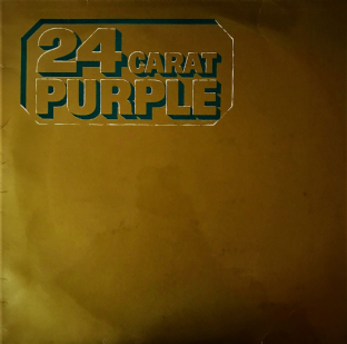 Deep Purple ‎- 24 Carat Purple (LP) (VG/G+)